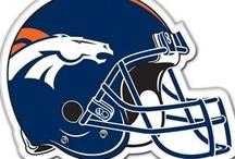 Denver Broncos / by Veronica Armendarez