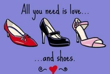 If the shoe fits.. / by Joy Muehling