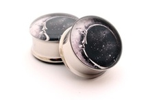 Beautiful Plugs & Tunnels / My favorite plugs and tunnels for future purchases and just to look at ;) / by Emily Hojnowski