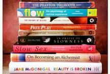 Reading List / Have Read and To Be Read / by ZuZu