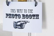 Photo booth ideas for party / by Joy Muehling