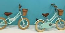 Amazing Kids Bikes by Bobbin / Mini Bobbin bikes for 4-14 year olds.
