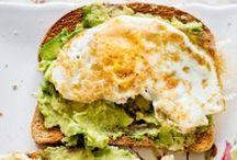 clean breakfast ideas / by Diana Menchaca