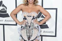 Grammy Red Carpet Sinners 2014