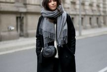 \\ Put it on - Winter // / Cold weather inspiration to stay warm without sacrificing style.