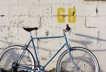 Noodle & Blackbird Bikes by Bobbin / Cool urban bikes with retro twist