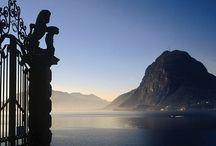 Lugano / I always feel like I am home when I arrive / by Meredith Sherman