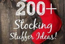 stocking stuffer ideas / by Joy Muehling