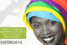 XVème Sommet de la Francophonie - Dakar 2014 / by TV5MONDE