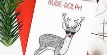 Funny Christmas Cards / Christmas inspiration....
