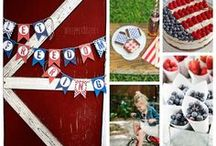 4th of July / by Megan Sheakoski ::Coffee Cups and Crayons