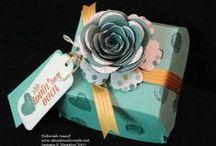 Big Shot ideas / by Alison Solven, Stamp Crazy!