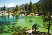 California Wonders / Wonderful places to visit in California