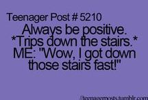 Make me Laugh. / funny pictures and quotes / by Katie Tucker