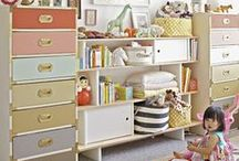Sweet Kids Decor / The cutest kids rooms and nurseries / by Andrea Reay Wahl