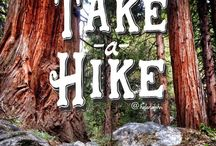WILDERNESS & BACKPACKING / The beauty of going out camping, hiking and backpacking into the wilderness.... / by Helene Lohr