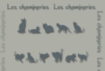 [ My Tumblr' ✔ Les Chamineries by Alex A.D. / Les Chamineries by Alex A.D. cats chats kitties chatons felins / by Alex A.D. @AlexAlDel @Laciterneshop