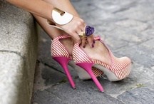 Shoes! / Because every girl should own a thousand pair of shoes! / by Nola Nala