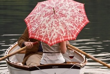Umbrellas ☂ / ☂ / by Hope Grainger