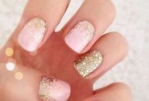 La mariée : Beauté des ongles & Bijoux