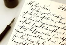 Handwriting & Lettering /