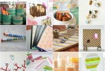 Washi Tape / by Alison Solven, Stamp Crazy!