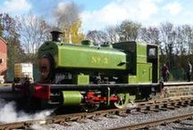Heritage Railways / Some of our favourite shots from some of our favourite heritage railways.