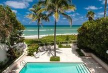 Extraordinary Waterfronts / http://www.waterfrontpropertysir.com/eng / by The ART of LIVING by Sotheby's International Realty