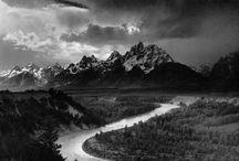 Outdoors - Mountains, Hills, & Cliffs / by Samantha