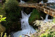 Waterfalls /