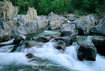 Water - Rivers, Streams, & Creeks