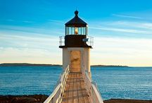 Lighthouses / by Samantha