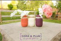 Shari's Wedding / Ideas for centerpieces  / by Alysea