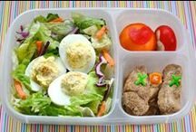 Packed Lunch Ideas / Work and School Lunch Ideas