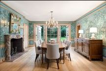 accents: Murals/Patterns / by ART of LIVING by Sotheby's International Realty