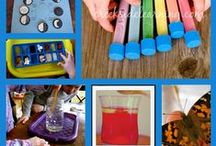Science / Activities that encourage Science knowledge.