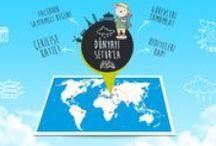 Dünyayı Setur'la / Maceraperestler dünyayı Setur'luyor, birbirinden güzel ödüller kazanıyor! Sen de kazanmak için tıkla: bit.ly/DunyayıSeturla