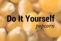 DIY Popcorn / Fun with Popcorn snack time! / by Kernel Season's