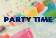 Party Time / Cool ideas for a fun parties with the family