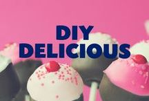 DIY Delicious / Creative ideas to shake up your daily cuisine