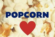 We <3 Popcorn / Devoted to popcorn 100% of the time / by Kernel Season's