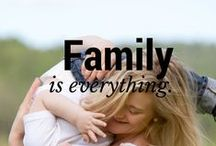 Family Is Everything / Sayings, pictures, inspiration and smiles for the love of family. / by Kernel Season's