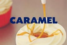 Caramel / Silky, sticky smooth and delicious. We <3 caramel. :)