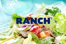 Ranch / Our go to dressing, as well as one of our delicious seasoning flavors :)