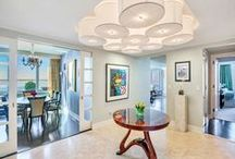 accents: Chandeliers & Lamps / by ART of LIVING by Sotheby's International Realty