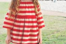 Sewing ideas for girls / Ideas for making things for the granddaughters.