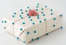 Nifty Gifties / by Nicki Sharp