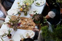 Events.  Tablescapes. / by Patina Green Home & Market