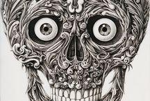 Skulls / by Barney Ibbotson