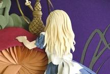 Alice in wonderland / Alice in wonderland inspired